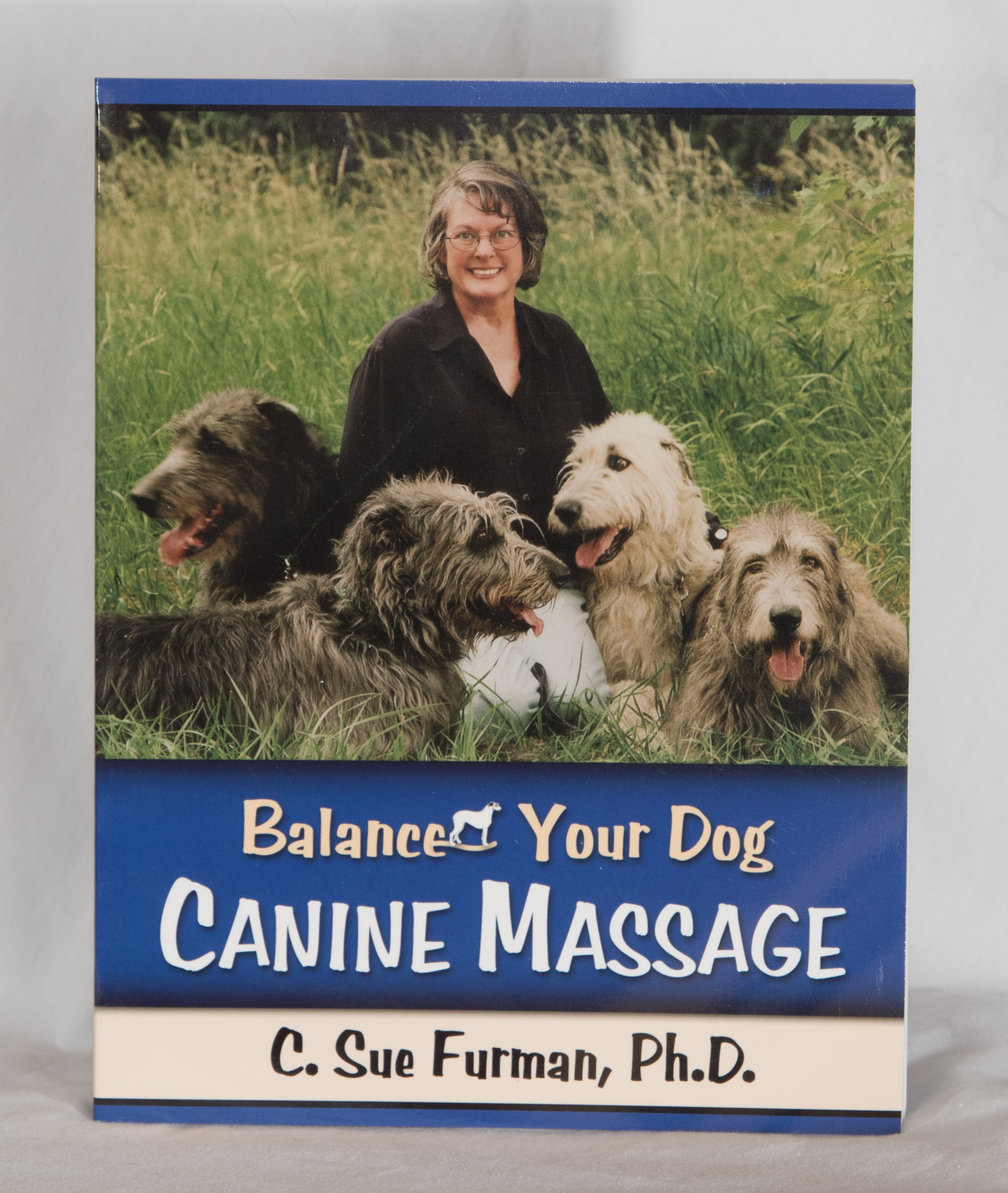 Balance Your Dog Canine Massage | Rocky Mountain School of Animal ...
