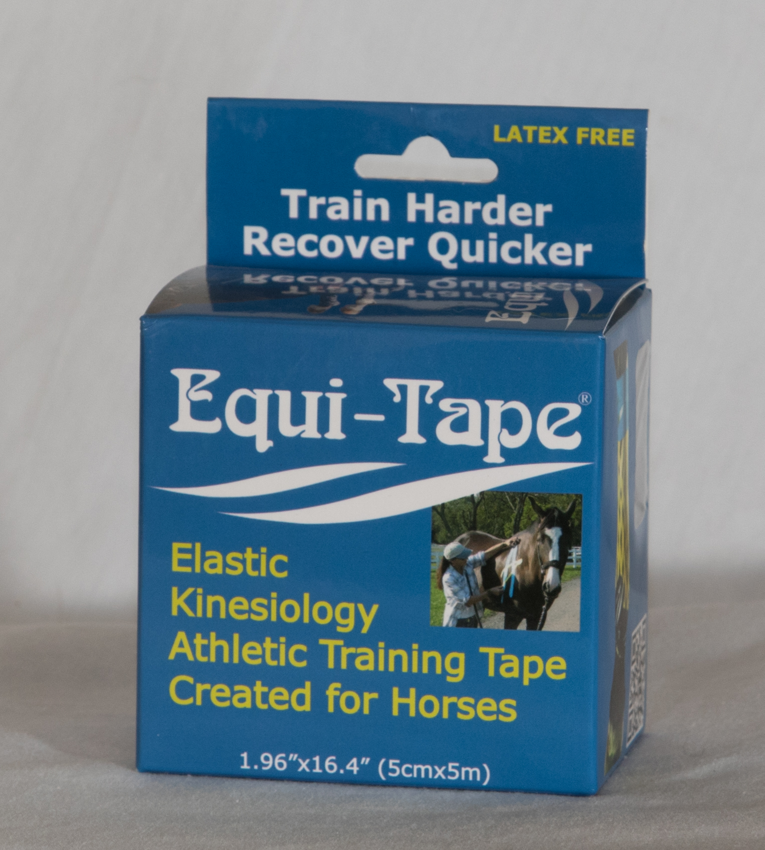 "a history of the use of equine kinesiology tape View the details of our interactive online equine kinesiology taping course here use code ""fmt50"" to receive a $50 discount when you purchase an online course ."